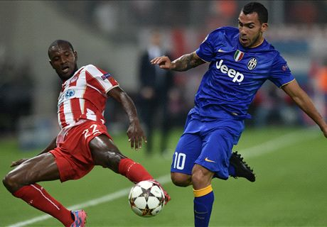 Tevez urges Juve to change mentality