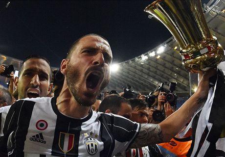 Bonucci Pemimpin Masa Depan Juventus