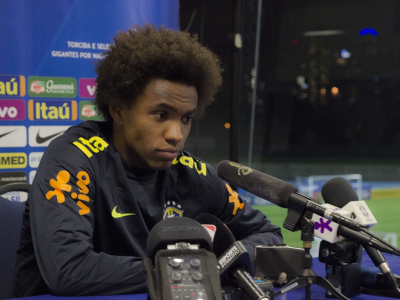 WATCH: Great Brazil can beat Argentina without Neymar, says Willian