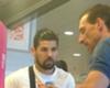 Nolito se reúne con el Sevilla