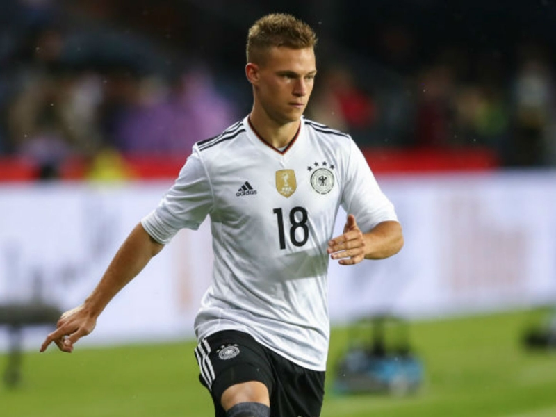 Kimmich is one of the biggest talents of the past decade, claims Germany coach Low