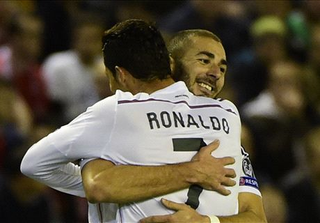 Liverpool humbled by Real Madrid