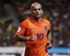 Sneijder wird Rekordnationalspieler