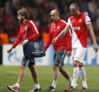 Monaco, Berbatov absent 3 semaines