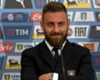 De Rossi: I am nearing the end for Italy and Roma