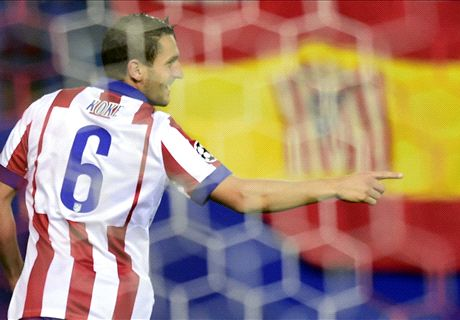 Sparkling Koke inspires Atleti rout