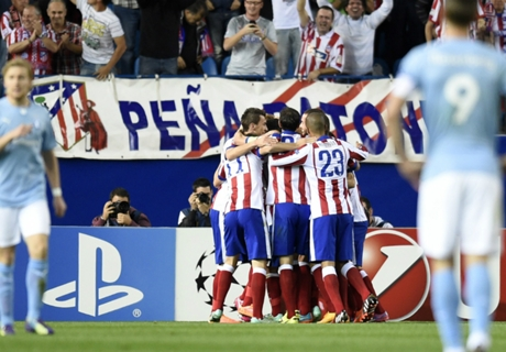 CL, 3ª - 5-0 Atletico, rimonta Arsenal