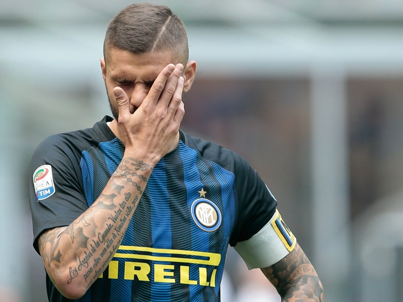 'I think it's too much for him' - Melo believes Icardi should not be Inter captain right now