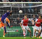 Ratings: Anderlecht 1-2 Arsenal