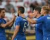 Report: Italy 3 Uruguay 0