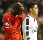 Spelersrapport: L'pool - Real Madrid