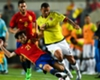 Report: Spain 2 Colombia 2