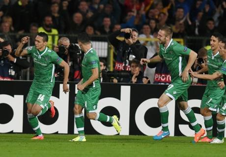 Ludogorets 1-0 Basel