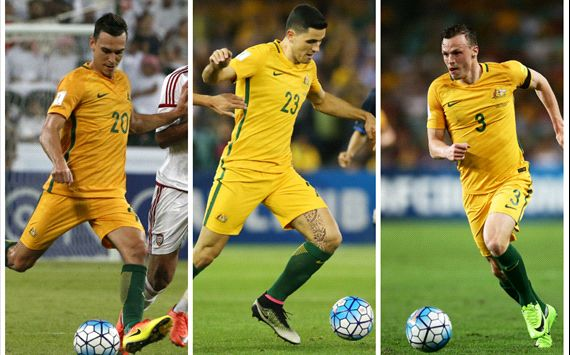 WATCH: Socceroos' future excites Ange