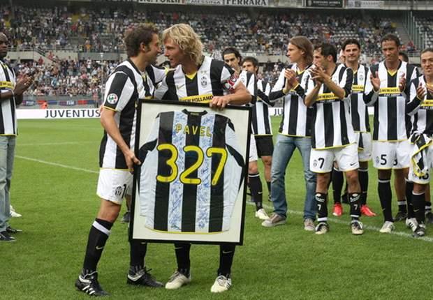 Nedved Kembali Ke Juventus