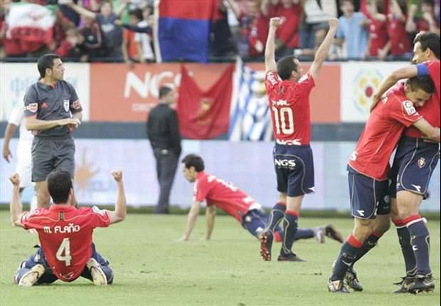 """Cruchaga cree que Osasuna puede """"meter mano"""" al Real Madrid"""