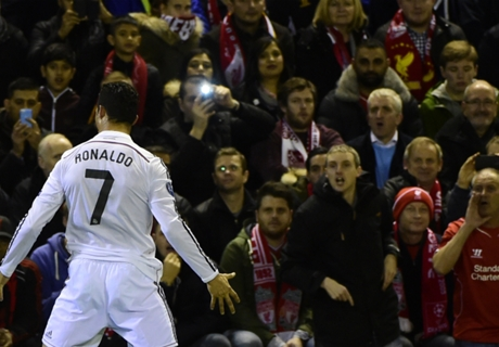 Madrid hand Liverpool reality check