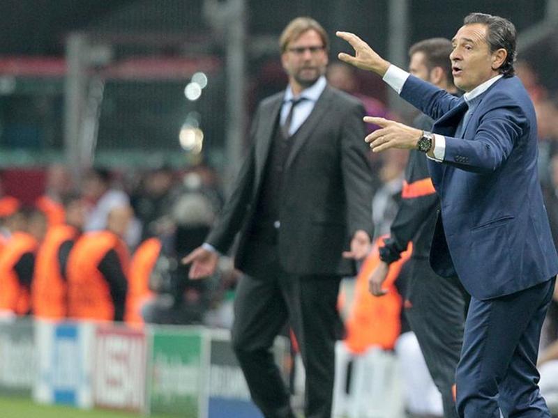 Ultime Notizie: Galatasaray demolito in Champions, Prandelli ricorda: