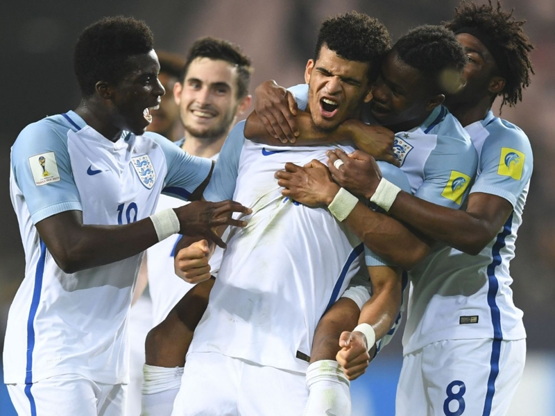 England to face Venezuela in U20 World Cup final