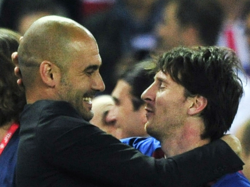 'I would like to enter Messi's brain' - Guardiola awed by one of the most gifted athletes of all time