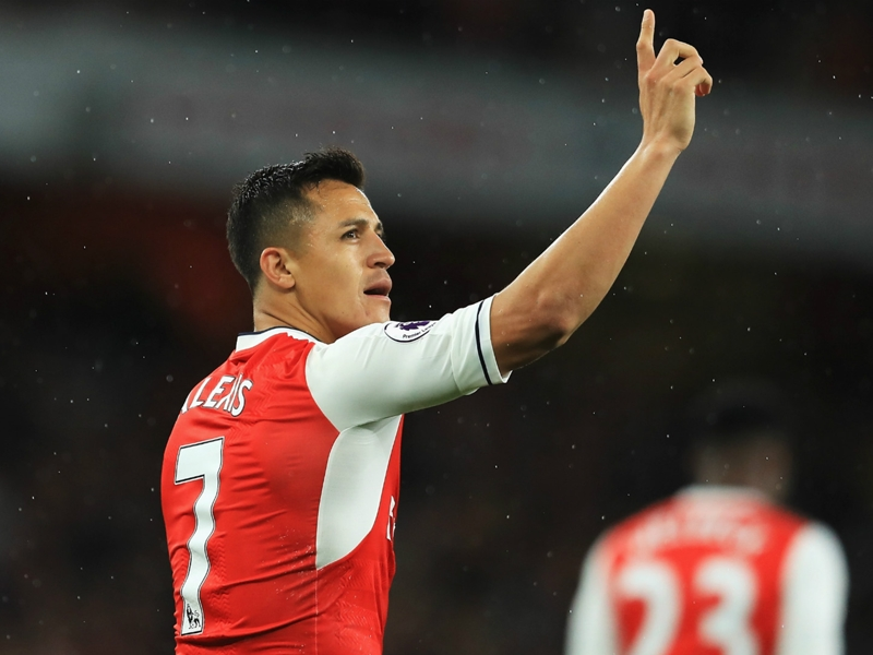 Man City and Bayern target Sanchez: My Arsenal future is in my agent's hands