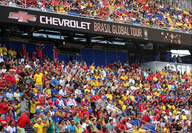 Welcome to the Brasil Global Tour