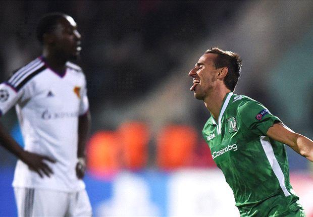 Basel vs Ludogorets