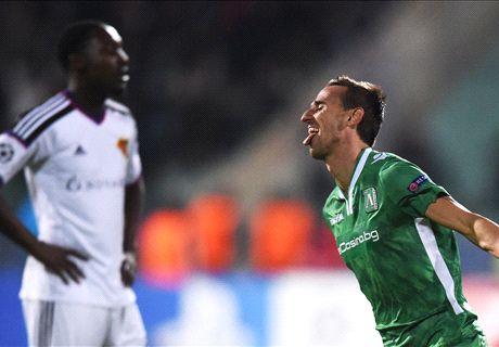 Match Report: Ludogorets 1-0 Basel