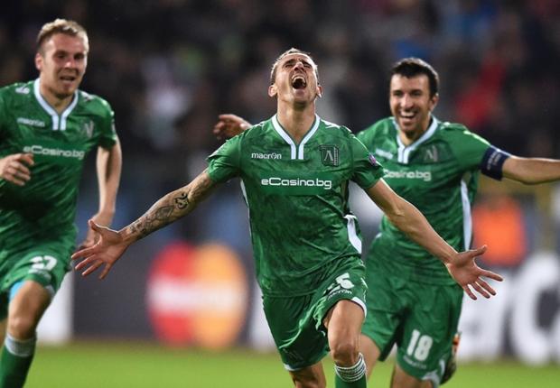 Ludogorets 1 x 0 Basel: Time búlgaro consegue seus primeiro pontos na Champions League