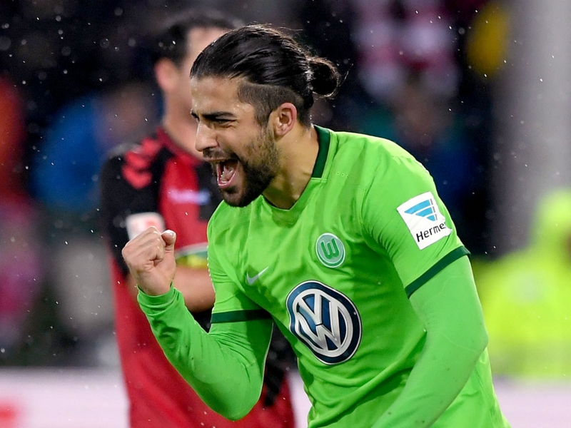 Rodriguez completes AC Milan move from Wolfsburg