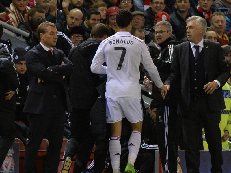 Ultime Notizie: Real forza 3, Ancelotti applaude: ?Sono soddisfatto, cambio Ronaldo programmato?