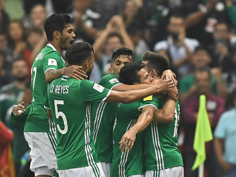 Mexico Confederations Cup schedule: When and how to watch El Tri's games in Russia
