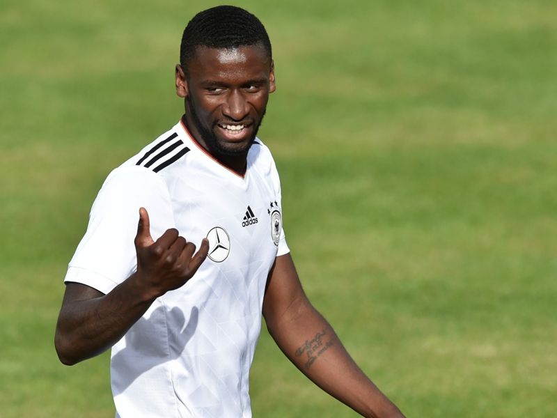Rudiger's £34m Chelsea move helps his youth teams earn £350,000