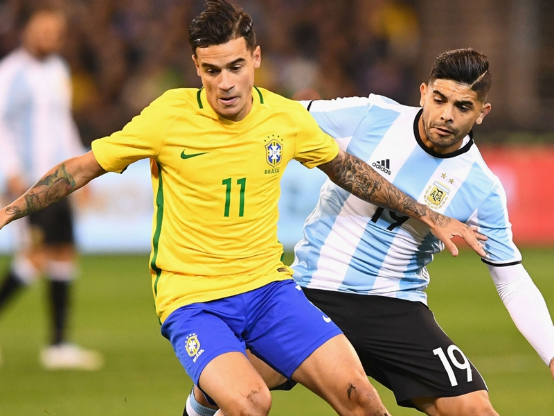 Willian's return & misfiring Messi - Five talking points from Brazil 0-1 Argentina