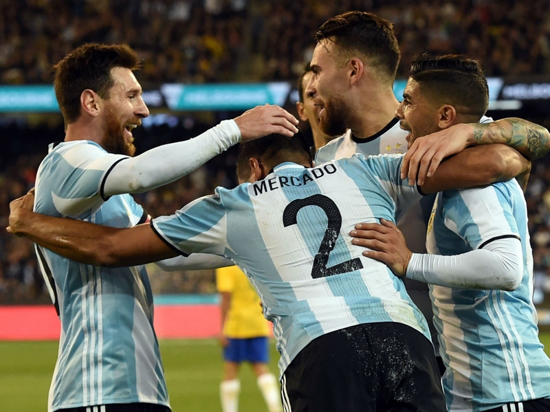 Messi & Dybala need time to gel, but Sampaoli shows Argentina can be challengers