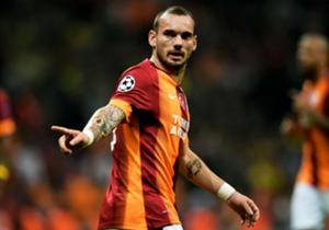Sneijder bersiap ke Liga Europa.