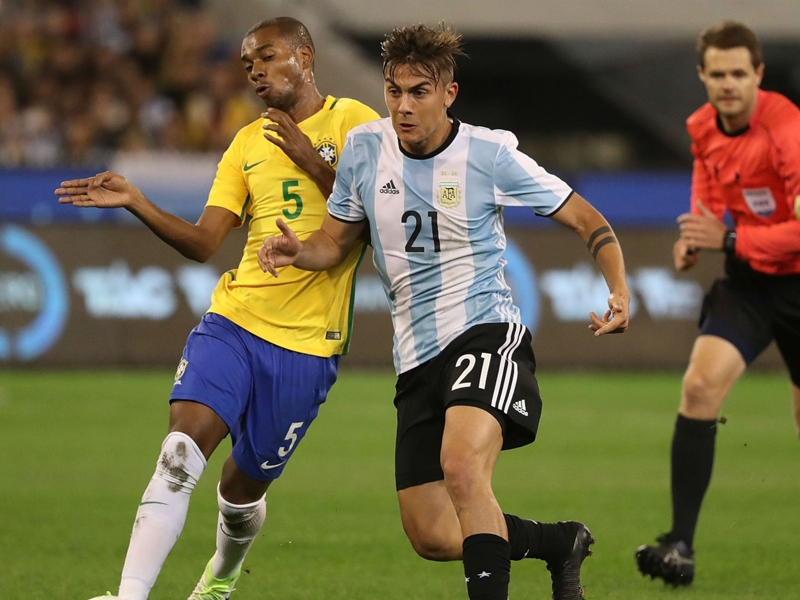 IN STATS: All the numbers from Brazil's defeat to Argentina