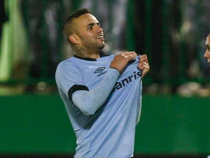 Grêmio nega tratativas com o Atlético de Madrid por Luan