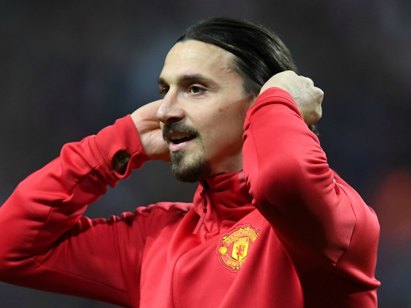Dutch team make cheeky approach to Man Utd for Ibrahimovic