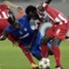 Harte Landung: Gegen Piräus sah Juventus Turin um Paul Pogba kein Land