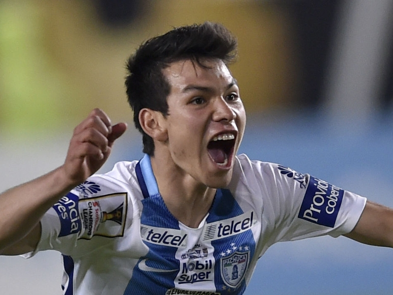 Hirving Lozano signs with PSV, ending Mexico international's long transfer saga
