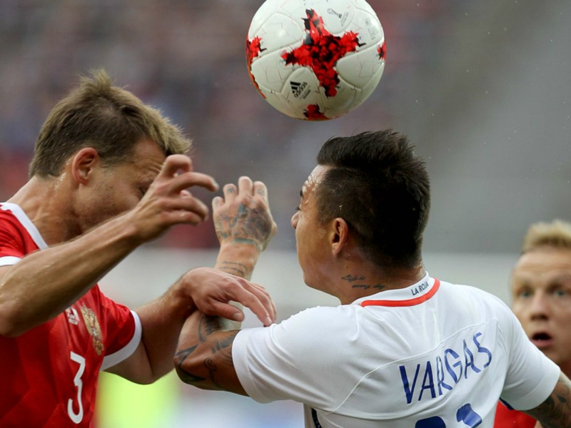 Russia 1 Chile 1: Vasin denies visitors despite Sanchez impact