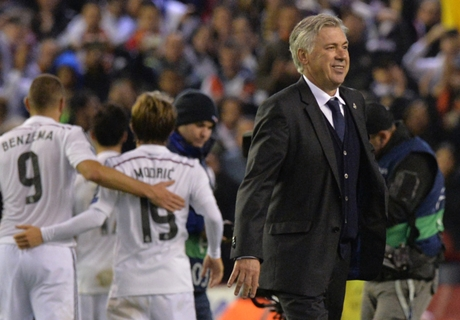 Ancelotti lauds 'fantastic' Real