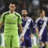 Anderlecht dejected after late defeat