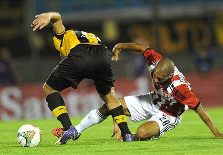 EN VIVO: Peñarol 2-1 Estudiantes