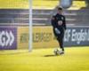 Ederson joins Brazil training