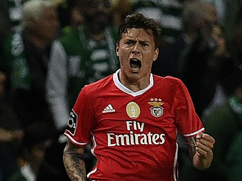 Benfica officialise le départ de Lindelof à Manchester United