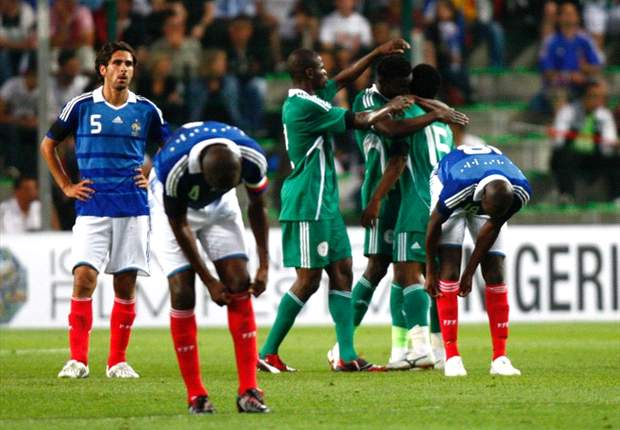 France Players Diaby & Escude Urge Supporters To Think Of Substance Over Style