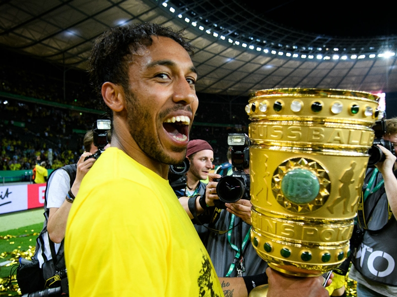 Holders Dortmund to face minnows Rielasingen-Arlen in DFB-Pokal