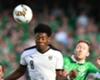 Alaba criticises Ireland's long ball tactics after 1-1 draw